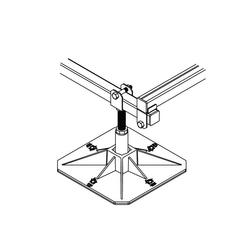Flexi Foot Adjustable Frames