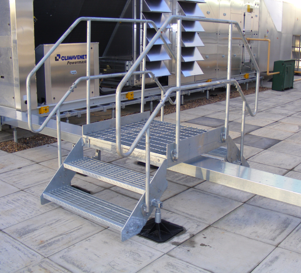 Roof Access Step Overs